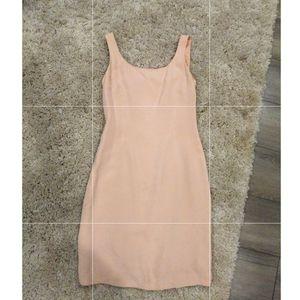 Jones New York soft pink dress